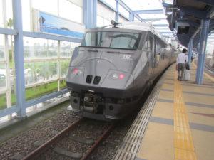 宮崎旅行 宮崎空港駅 電車