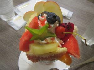 宮崎旅行 フルーツ永野 フルーツパフェ