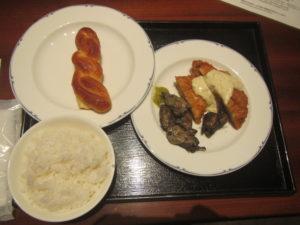 宮崎旅行 シェラトンホテル パインテラスディナー