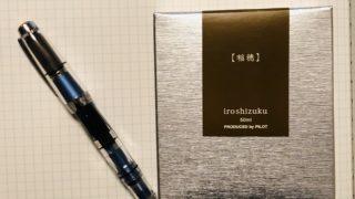 楽天スーパーセールで購入した万年筆とインク